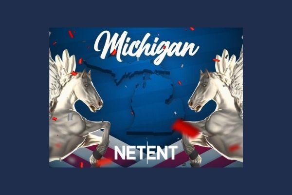 NetEnt games in Michigan
