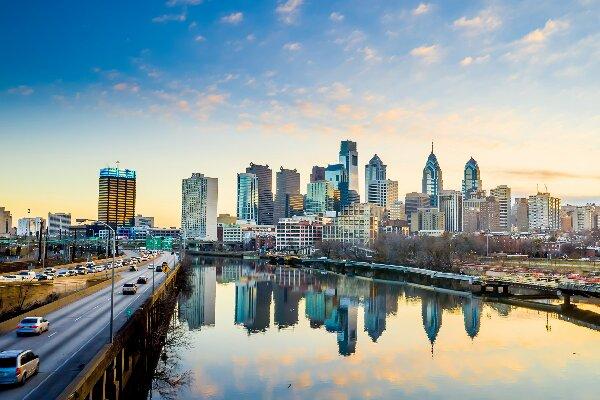 Объем ставок в Пенсильвании растет