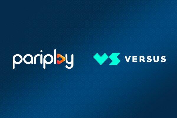 pariplay стали партнерами Versus
