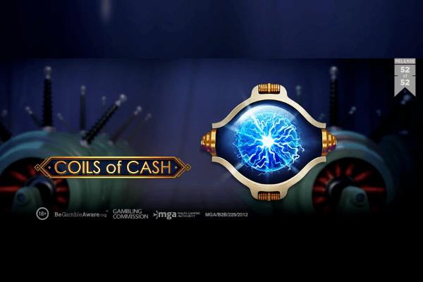 Playn-GO- представили новый слот Coils-of-Cash