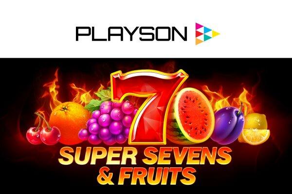 Playsom представили 5 Super Sevens and Fruits