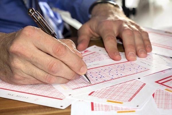 Продажи лотереи в Китае упали