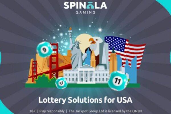 Spinola Gaming ведет переговоры с операторами лотереи США