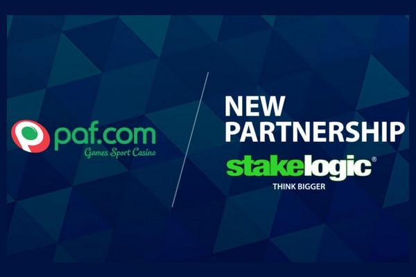 Stakelogic стали партнером PAF