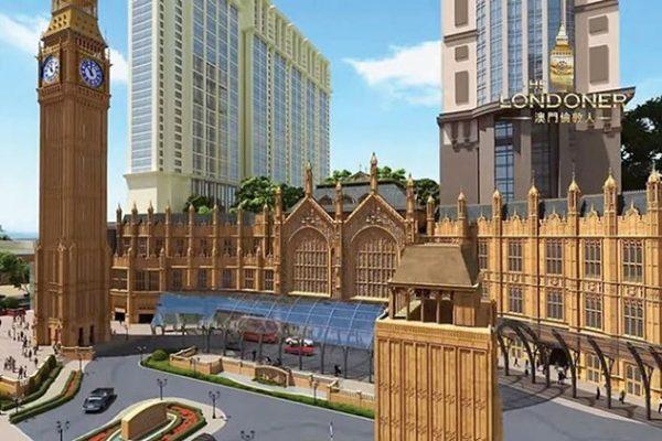 The Londoner Macao откроется 8 февраля