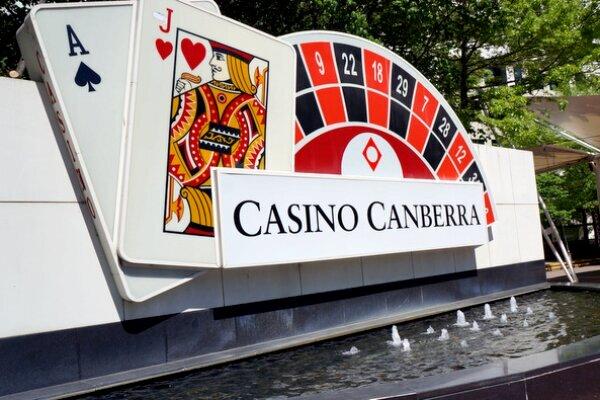 Торговые показатели Casino Canberra близки к уровню до Covid