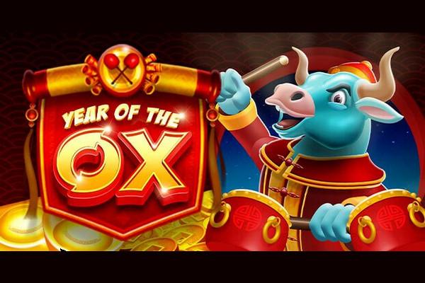 Year of the Ox -слот Radi8