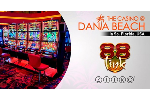 Zitro установили автоматы в Dania Beach Casino