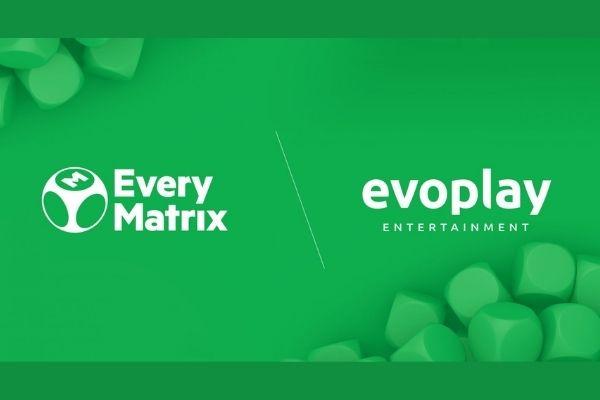 Evoplay Entertainment демонстрирует выдающиеся достижения с помощью EveryMatrix