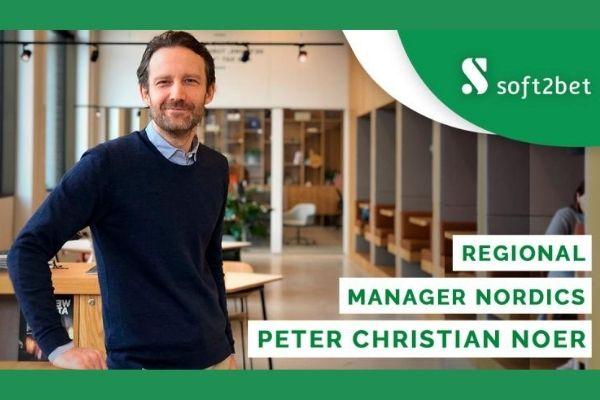 Nordics Regional Manager soft 2 bet