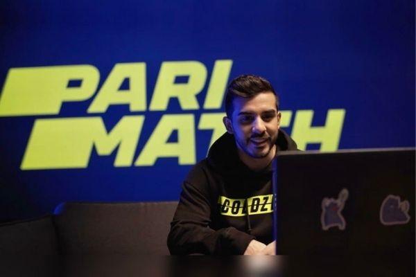 Parimatch подписал контракт с звездой киберспорта Coldzera
