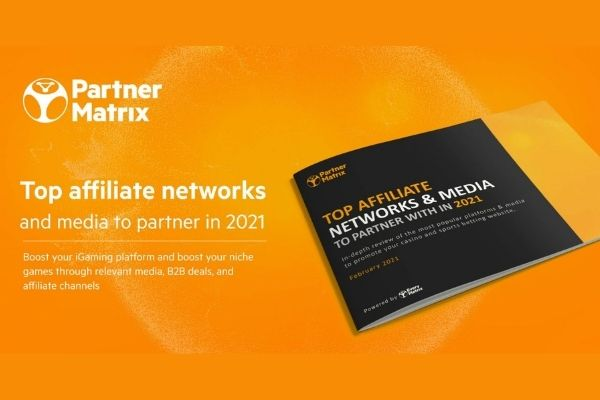 PartnerMatrix опубликовал отчет Top Affiliate Networks Report 2021