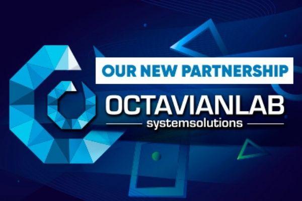 Партнерство Endorphina с Octavian Lab