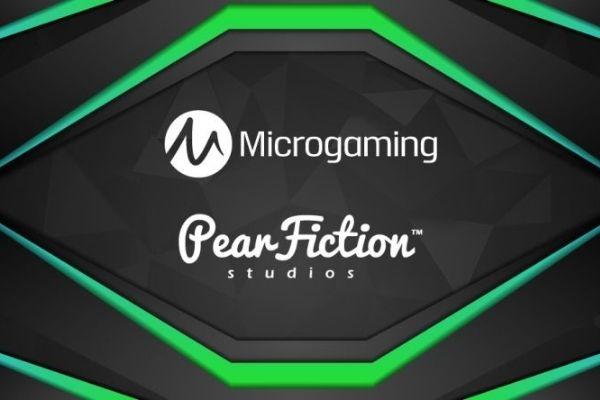 Партнерство Microgaming и Pearfiction Studios приносит свои плоды