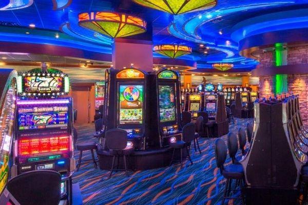 Восстановление работы казино в США и ярмарки вакансий