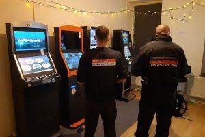 Раскрытие нелегального казино в Австрии