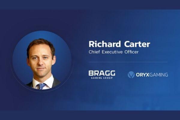 Richard Carter станет генеральным директором Bragg Gaming