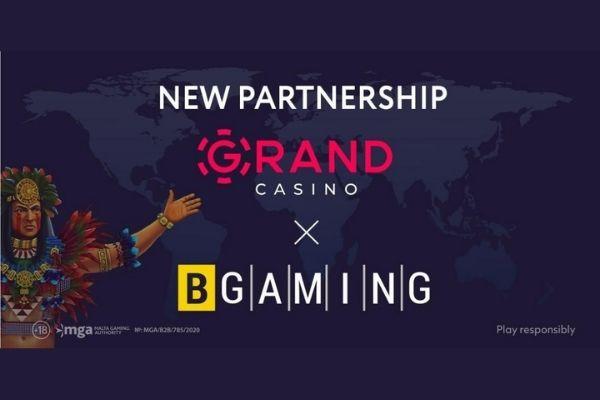 BGaming выходит на рынок Беларуси, пополнив портфель GrandCasino