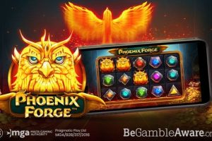 Pragmatic Play представил новый слот Phoenix Forge