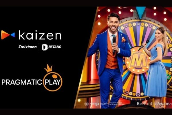 Pragmatic Play укрепляет партнерство с Kaizen Gaming включив живое казино