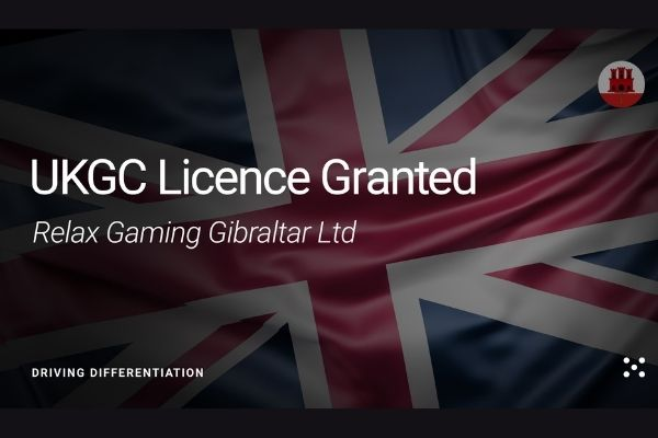 Relax Gaming Gibraltar Ltd получила лицензию Великобритании