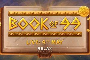 "Relax Gaming переписывает жанр с ""Book of 99"""