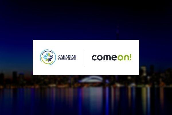 Канадская премьер-лига объявляет о партнерстве с ComeOn