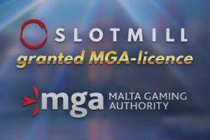 Slotmill получил лицензию MGA B2B