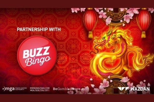 Wazdan подписал крупную сделку в Великобритании с Buzz Bingo