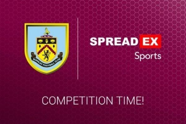 Букмекерская контора Spreadex - новый спонсор Burnley FC