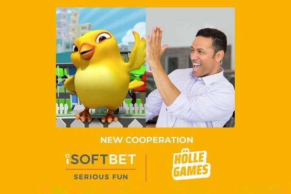 iSoftBet добавляет в предложение агрегатора GAP Holle Games, ориентированную на Германию