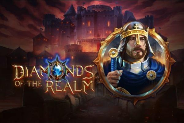 Новый слот от Play'n GO Diamonds of the Realm