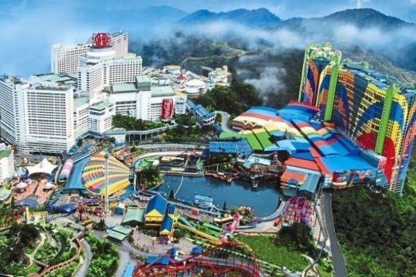 Повторное открытие Resorts World Genting отложено на ноябрь из-за распространения коронавируса