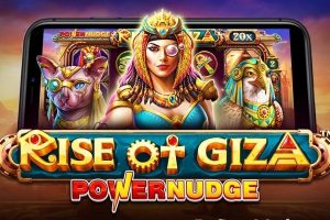 Pragmatic Play представляет сценарий нового футуристического слота Rise of Giza Powernudge