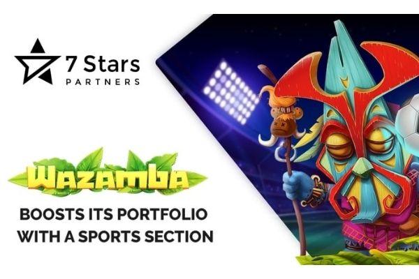 Wazamba открывает раздел ставок