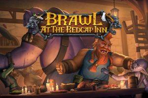 Yggdrasil сражается c Brawl в гостинице Redcap Inn