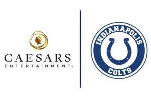 Caesars Entertainment объявляет об официальном партнерстве с Indiana Colts