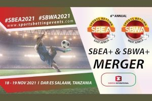 Eventus International объявляет о слиянии компании Sports Betting East Africa+ и Sports Betting West Africa+
