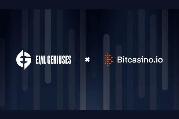 Evil Geniuses Приветствует Bitcasino в качестве Нового Партнера