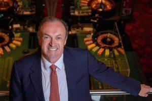 Генеральный директор Hippodrome Casino - первый Амбассадор ICE London