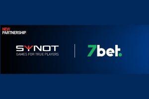 Synot Games укрепяет влияние на литовском рынке с 7BET.LT
