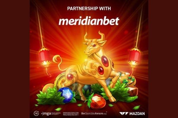 Wazdan дебютирует на Балканах с MeridianBet