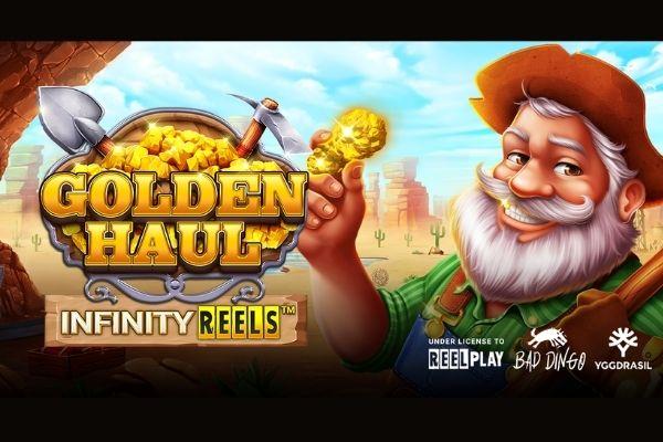 Yggdrasil и ReelPlay объединяются для создания Golden Haul Infinity Reels