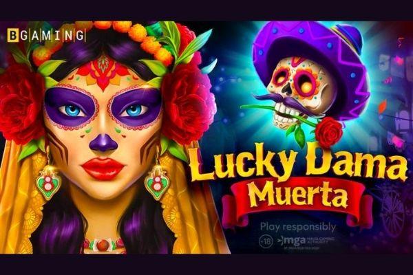 BGaming Присоединяется к Мексиканскому Карнавалу в Новом Слоте Lucky Dama Muerta
