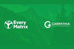 EveryMatrix вносит свой вклад в Карпатский европейский заповедник дикой природы