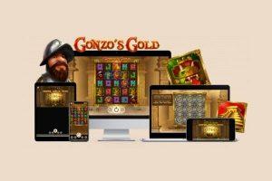 NetEnt представляет Gonzo's Gold, последнее дополнение в своей серии Gonzo