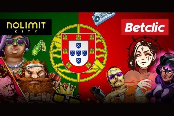 Nolimit City отмечает свой первый въезд в Португалию в партнерстве с Betclic