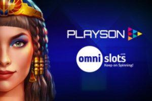 Playson подписал дистрибьюцию с OmniSlots